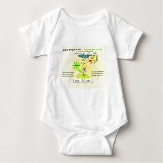 , Science, Education, Plants and respiration T-shirt