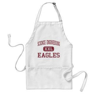 Science Engineering - Eagles - Magnet - Dallas Apron
