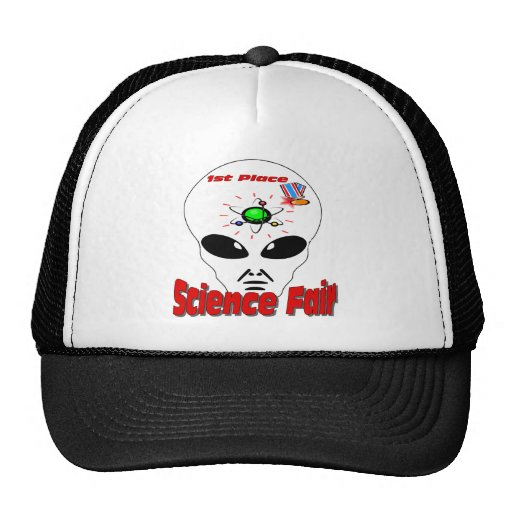 Science Fair Trucker Hats
