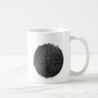 Science Fiction Alien Circle Coffee Mug