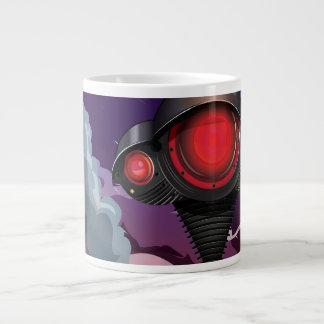 Science Fiction Alien Tripod Attack! Jumbo Mug