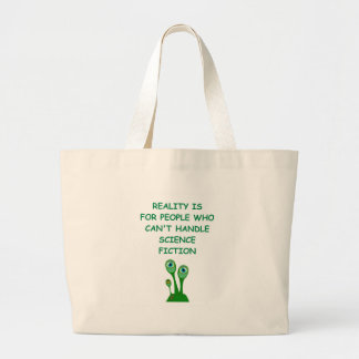 science fiction bags