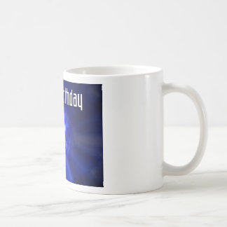 Science Fiction Birthday Mug