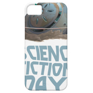 Science Fiction Day - Appreciation Day iPhone 5 Covers