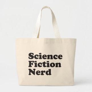 Science Fiction Nerd Canvas Bags