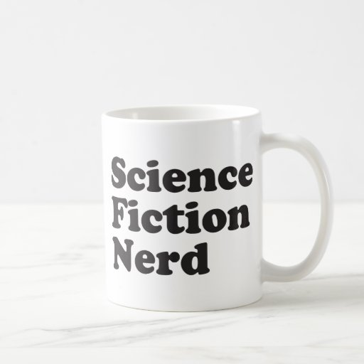 Science Fiction Nerd Coffee Mug