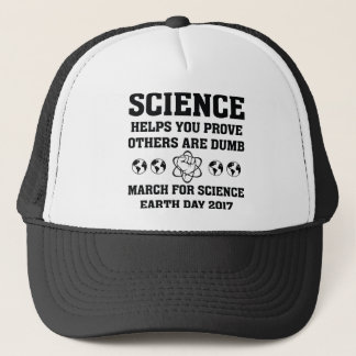 Science Helps You Prove Trucker Hat