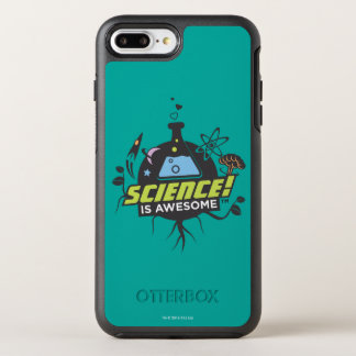 Science Is Awesome OtterBox Symmetry iPhone 8 Plus/7 Plus Case