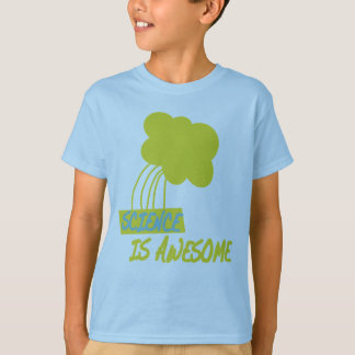 science is awesome T-Shirt
