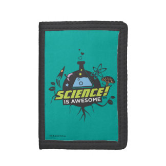 Science Is Awesome Trifold Wallets