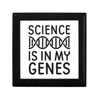 Science Is In My Genes Gift Box