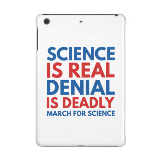 Science Is Real iPad Mini Cover