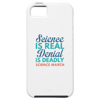 Science Is Real Tough iPhone 5 Case