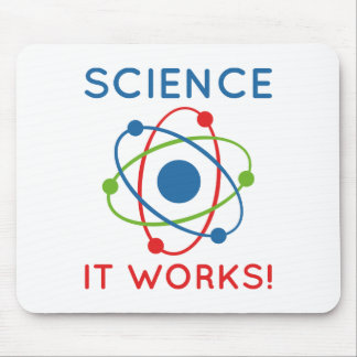 Science It Works! Mouse Pad