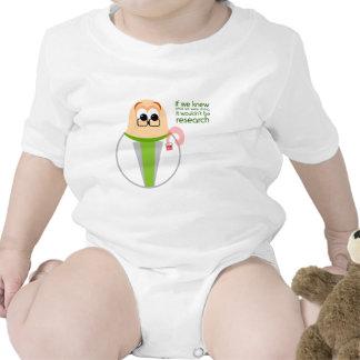 Science Lab Researcher Infant Bodysuit