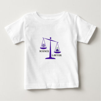Science Lawyer Baby T-Shirt
