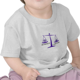 Science Lawyer T Shirts