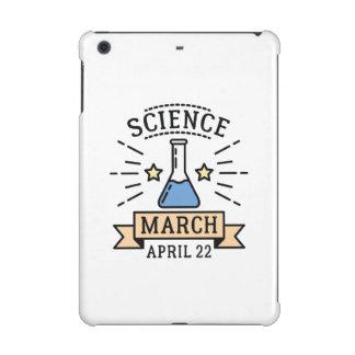 Science March iPad Mini Retina Cover