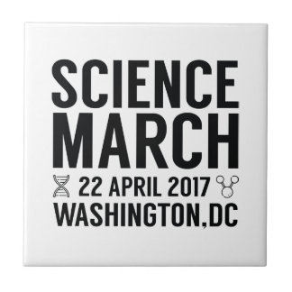 Science March Tile