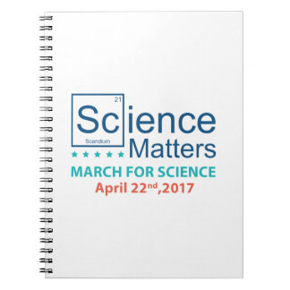 Science Matters Notebook