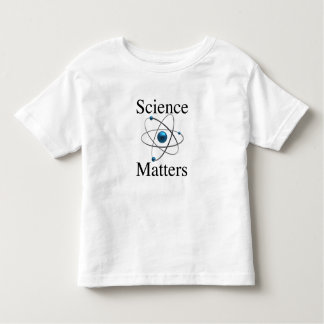 Science Matters Toddler T-Shirt