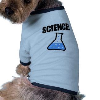 Science! Pet Shirt