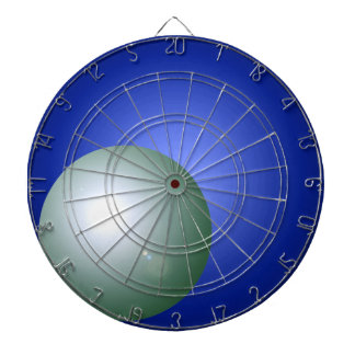 Science Planet Space STEM Darts Geeky Astronomy Dartboard
