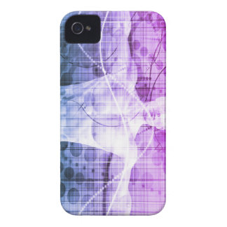Science Research as a Concept for Presentation Case-Mate iPhone 4 Case