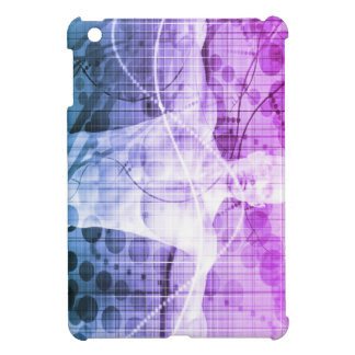 Science Research as a Concept for Presentation iPad Mini Cover