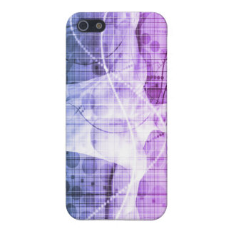 Science Research as a Concept for Presentation iPhone 5 Cover