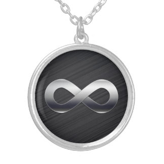 Science Rules | Geek Gifts Round Pendant Necklace