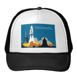 Science,  Space, the Space shuttle Cap