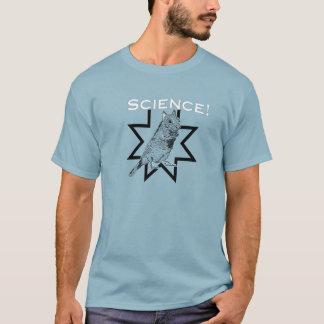 Science Squirrel Sparrow T-Shirt