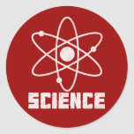 Science Stickers