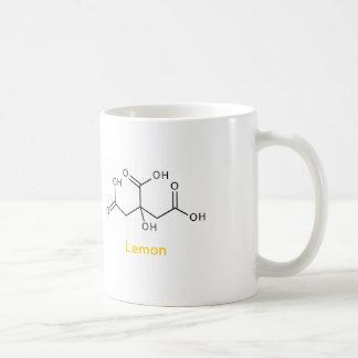 Science Tea and Lemon Mug