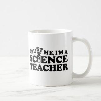 Science Teacher Basic White Mug