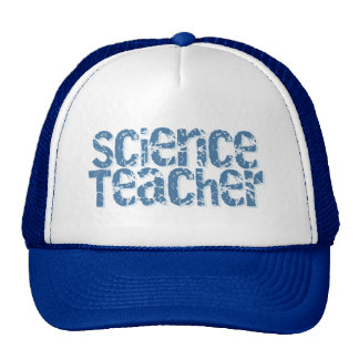 Science Teacher T-shirts and Gifts Cap