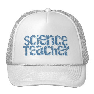 Science Teacher T-shirts and Gifts Trucker Hats