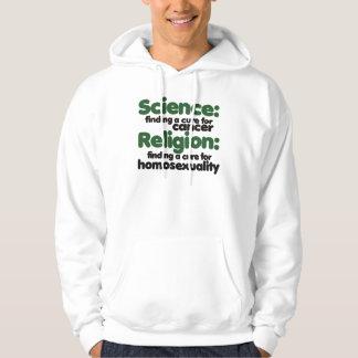 Science VS Religion Hoodie