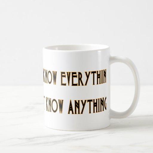Science vs. Religion Coffee Mug