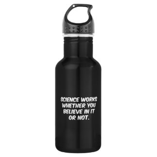 Science Works 532 Ml Water Bottle