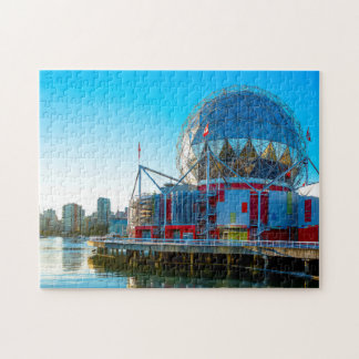 Science World Vancouver. Jigsaw Puzzle