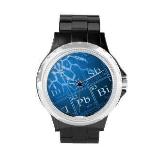 Science Wrist Watches
