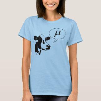 Scientific Cow Goes Mu T-Shirt