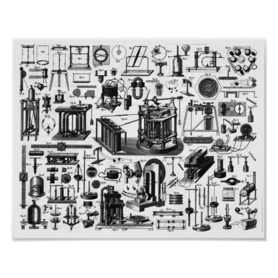 Scientific Instruments Poster