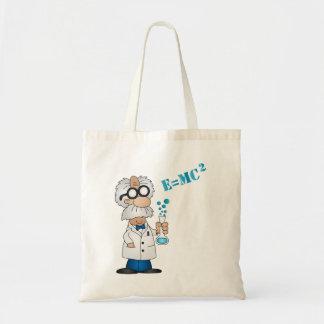 Scientist Canvas Bag