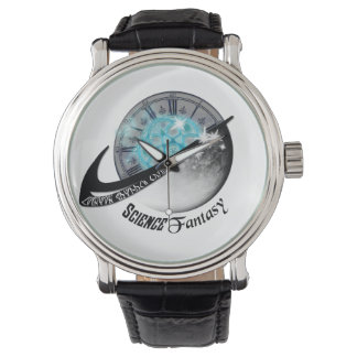 SciFan Clock Planet Watch