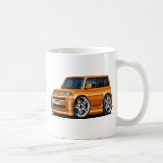 Scion XB Orange Car Coffee Mug
