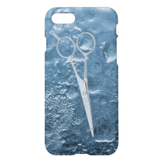 Scissor in the Ice Hair Stylist iPhone 8/7 Case