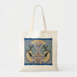 Scissors and Clippers Dot Smart -Hair Salon Art Tote Bag